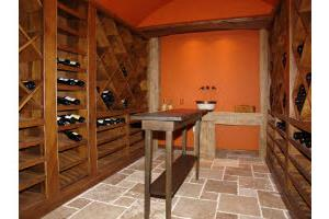 Wine Cellar by DFD House Plans