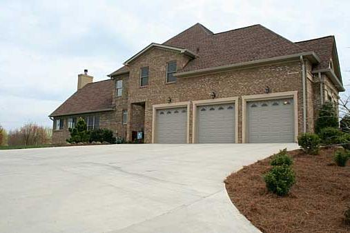 Garage Exterior Photo by DFD House Plans