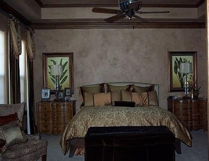 Master Suite 2 by DFD House Plans