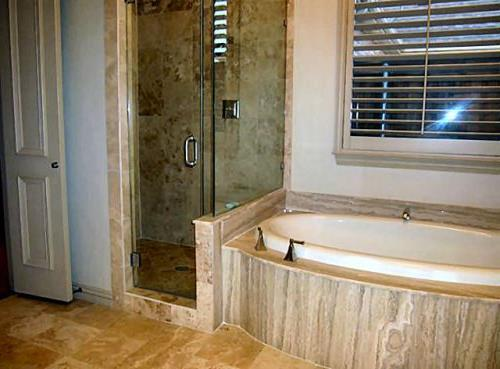 Master Bath 3 by DFD House Plans