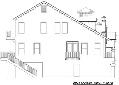 Right 1 by DFD House Plans