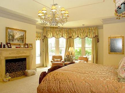 Master Suite 1 by DFD House Plans