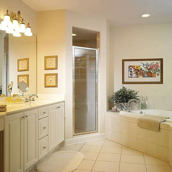 Bathroom by DFD House Plans