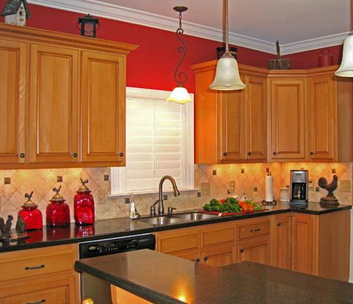 Kitchen Photo by DFD House Plans
