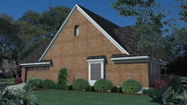 Rendering - Left Rear