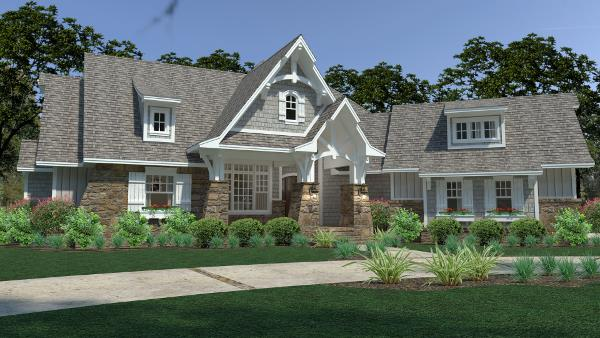 Rendering - Front Right