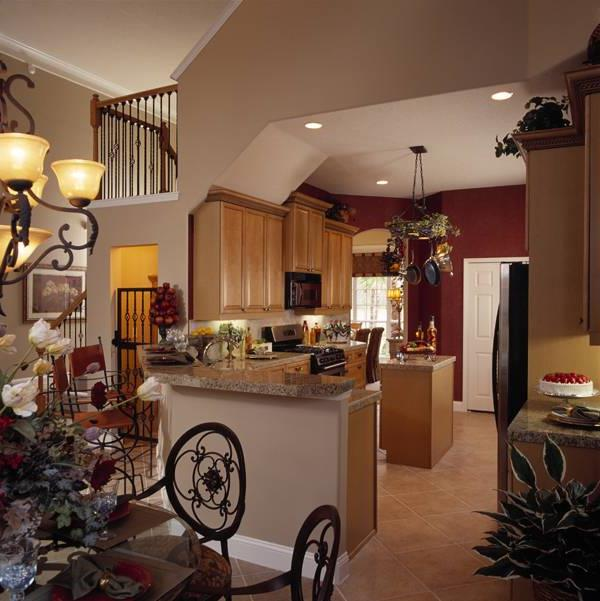 Kitchen-Nook by DFD House Plans