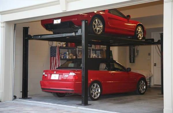Car Lift Option