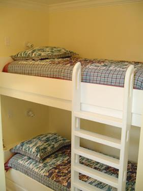 Hall Bunk Beds by DFD House Plans