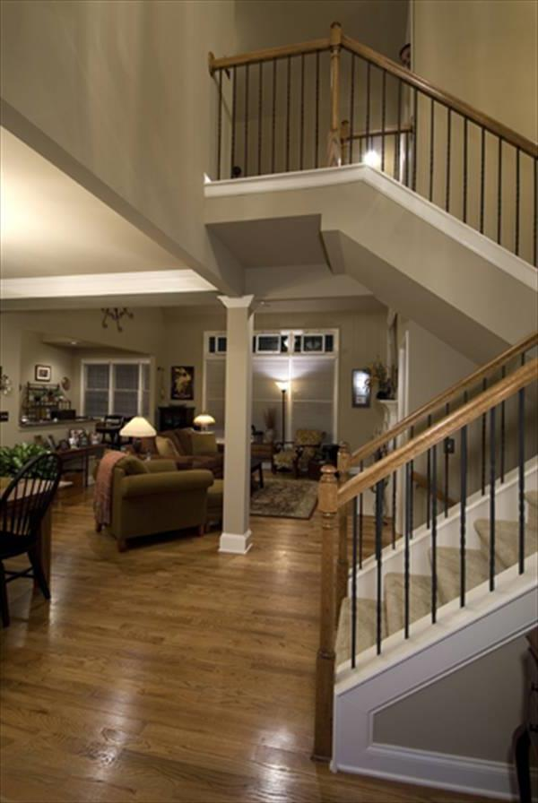 Foyer Stairs