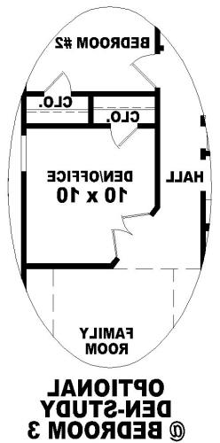 Option by DFD House Plans