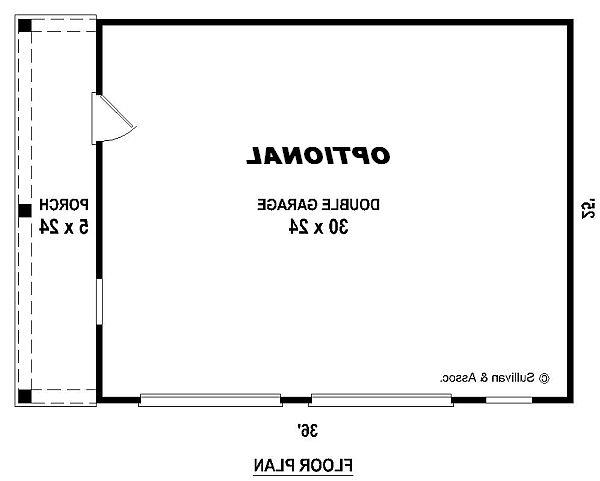 garage floorplans