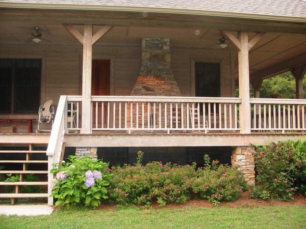 Porch by DFD House Plans