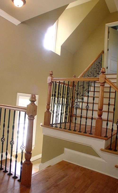 Rear Stair Hall