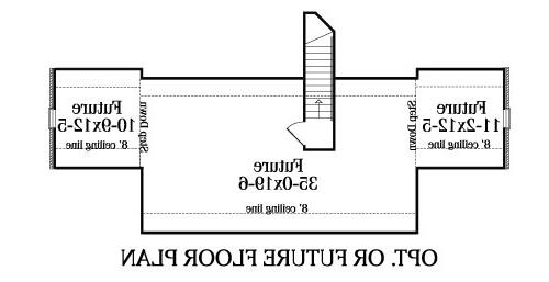 Optional or Future Floor Plan