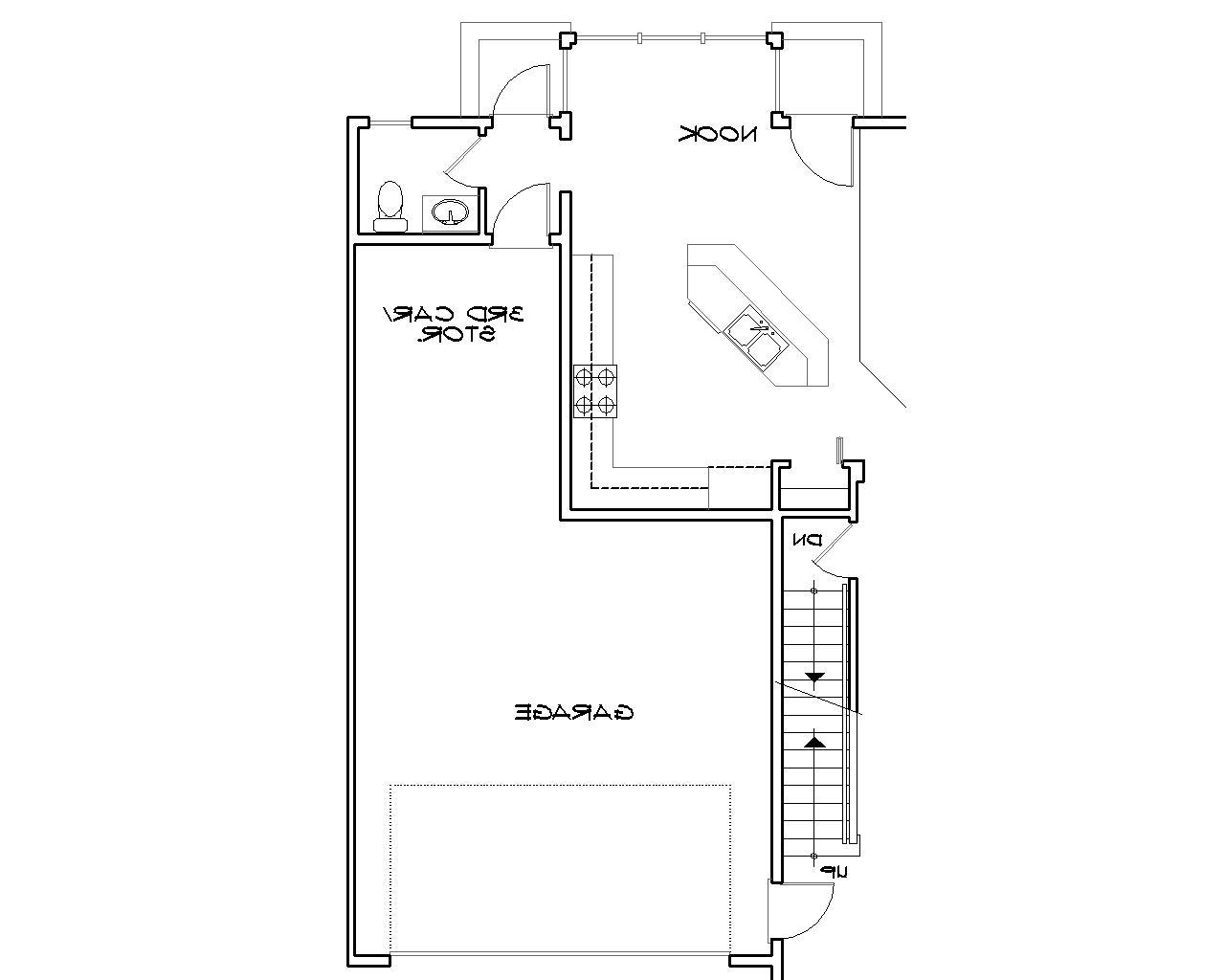 Basement Stair Location