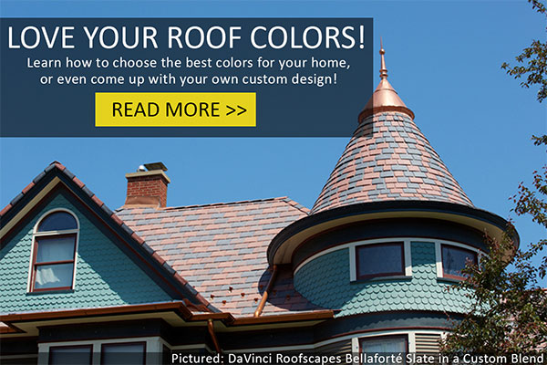Premises 24 Rainbow Roof Colors