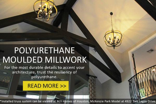 Premises 26 - Polyurethane Moulded Millwork