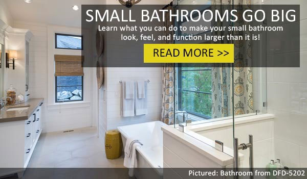 Premises 39 Small Bathroom Design Tips