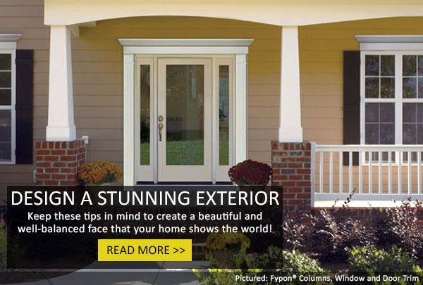 Premises 50 exterior design architectural elements for Exterior design elements